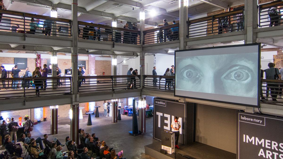 labore:tory an der re:publica TEN 2016