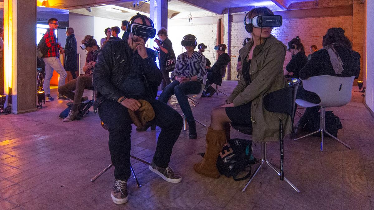 VR-Kino an der re:publica TEN 2016